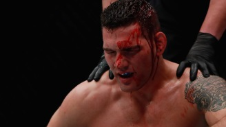 Chris Weidman Was Beaten So Bad At UFC 205 He Can't Compete In New York Again Until Next Year