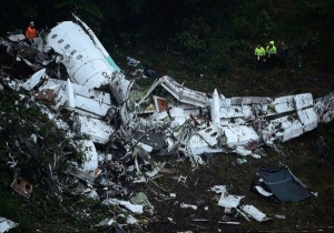 The Pilot In The Colombia Plane Crash Told Controllers The Plane Had 'No Fuel'
