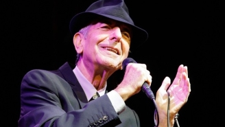 The World Mourns Departed Musician Leonard Cohen, Dead At 82