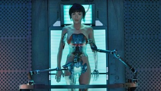 Watch: The First Two Minutes Of Scarlett Johansson In 'Ghost In The Shell' Hearkens Back To The Anime