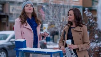 'Gilmore Girls: A Year in the Life' Is Kind Of A Mess, But One We're Glad Exists