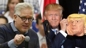 Glenn Beck Compares Donald Trump To Howard Hughes, Labels Him 'Dangerously Unhinged'