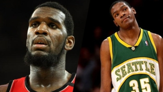 Kevin Durant Has Some Strong Opinions On Anyone Calling Greg Oden A Bust