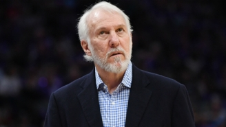 Gregg Popovich Revealed His Surprising Write-In Choice For President