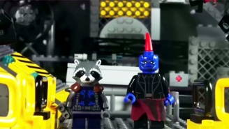 The 'Guardians Vol. 2' Lego Treatment Will Prompt All The Obligatory 'Hooked On A Feeling' Jokes