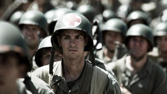 Mel Gibson's 'Hacksaw Ridge' Is The Most Intense Depiction Of War Since 'Saving Private Ryan'