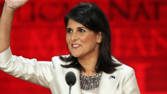 U.N. Ambassador Nikki Haley: Whether U.S. Athletes Attend The 2018 Winter Olympics Is An 'Open Question'