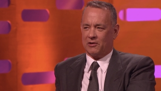 Tom Hanks Thinks His Oscar-Winning Butt Looks Great In 'Forrest Gump'