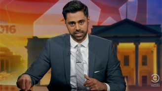 Hasan Minhaj Gives A Powerful And Humorous Comment On The Fears Of Being Muslim Under President Trump