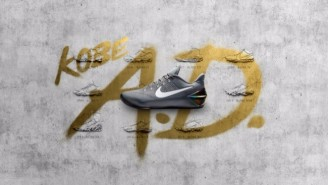 Kobe's First Nike Shoes Since His Retirement Still Seem Like A Must Buy