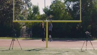 Nick De La Hoyde Talks All Kinds Of Football With B Dot On 'Hang Time'