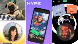 Hype Is Facebook Live Meets Snapchat, From The Founders Of Vine