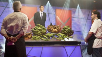 Nobody Worry, 'Iron Chef America' Is Getting A Reboot Courtesy Of Food Network