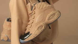 Reebok Is Launching A New Question Mid To Honor The Women In Allen Iverson's Life