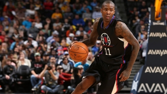 Jamal Crawford Turned Jarell Martin Into A Snowman With This Filthy Crossover