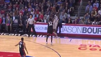 Even The Clippers' Announcers Were Amazed By This Jamal Crawford Buzzer Beater
