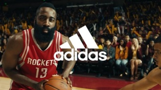 James Harden And Adidas Help Us Imagine A Basketball World Without Creators