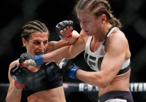 Joanna Jedrzejczyk And Karolina Kowalkiewicz Go To War At UFC 205