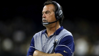 A Rams Executive Says Jeff Fisher Shouldn't Be Judged Based Solely On Being A Losing Coach