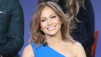 J. Lo's Latest 'Empowering' Selfie Sends The Internet Spiraling Out Of Control