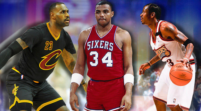 reputable site 84fc1 48b9b The Evolution Of NBA Uniforms, As Told By The Players Who ...