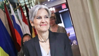 Jill Stein's Campaign Has Dropped The Recount Effort In Pennsylvania