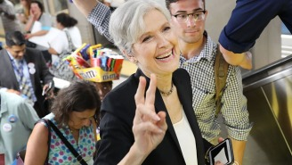 Jill Stein's Recount Fundraiser Has Reached It's First Goal In Record Time And Is Still Growing