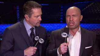 UFC 207 Will Officially Be Announcer Mike Goldberg's Last Event With The Company