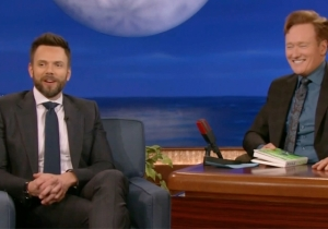 Conan Has A Bone To Pick With Joel McHale Over His New Book