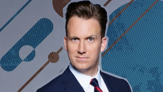 Jordan Klepper On Covering A Possible Uprising And Not Getting Punched At Trump Rallies