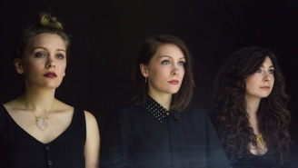 This Folk Trio's Spin On Britney Spears' 'Toxic' Will Give You Shivers