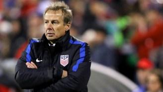 Jurgen Klinsmann Has Been Fired As Head Coach Of The USMNT