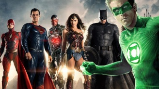 We Might Get To See A Green Lantern In 'Justice League' After All