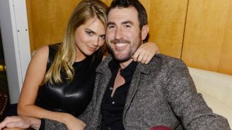 Kate Upton Said There's A Strict No-Sex Policy Before Justin Verlander's Games