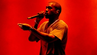 Kanye West Can't See Racism Because He's Blinded By Fame