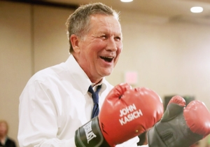 John Kasich Takes A Last-Minute Swing At Donald Trump By Writing In His Presidential Pick