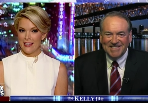 Megyn Kelly Looks Back At The Lighter Side Of The Election And Schooling Mike Huckabee On 'Jaws'
