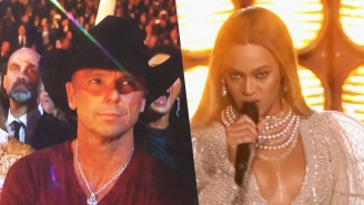 Kenny Chesney Released An Official Statement About Beyonce After The BeyHive's Backlash