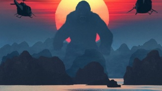 Monsters Exist In The New Trailer For 'Kong: Skull Island'
