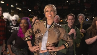 Kristen Wiig Leads The 'SNL' Cast In The Mannequin Challenge With A Twist Ending