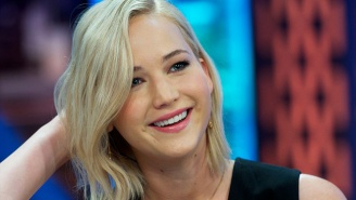 Jennifer Lawrence Admits She Has Kind Of A Weird Relationship With Her Dog