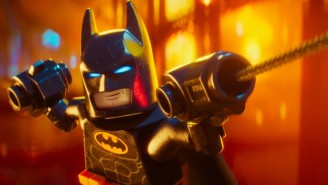 'Lego Batman' Swoops In With A New Trailer