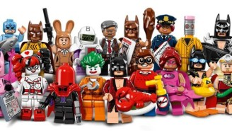 'The Lego Batman Movie' Is Bringing Back Some Truly Ridiculous Villains (And Outfits)