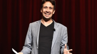 Lin-Manuel Miranda Reveals Whether Or Not He Kept His New Year's Resolution For 2016