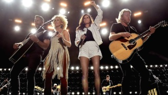 Taylor Swift Wrote A Country Song For Little Big Town Subtly Called 'Better Man'