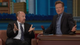 Louis C.K. Explains What The Worst Possible Career Choice Is