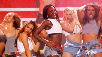Lupita Nyong'o's Steamy Salt-N-Pepa Routine On 'Lip Sync Battle' Proves She Can Do No Wrong