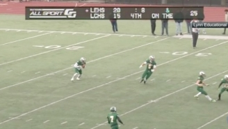 A High School Football Team Pulled Off One Of The Most Miraculous Comebacks Ever On The Final Play