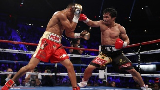 Manny Pacquiao Proves He's Still Got It With Dominant Decision Win Over Jessie Vargas