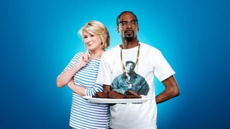 'Martha & Snoop's Potluck Dinner Party' Might Be The Best Show On TV